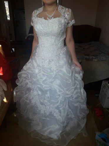 Продам красивое свадебное в Бишкек