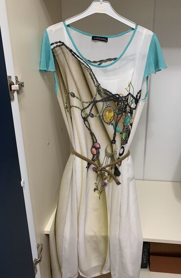 Нежное и легкое платье Турецкое. Подойдёт и для беременных. Размер