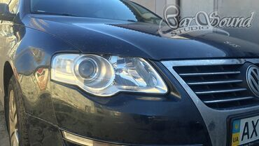 alpina b6 в Кыргызстан: VW - B6 правая фара