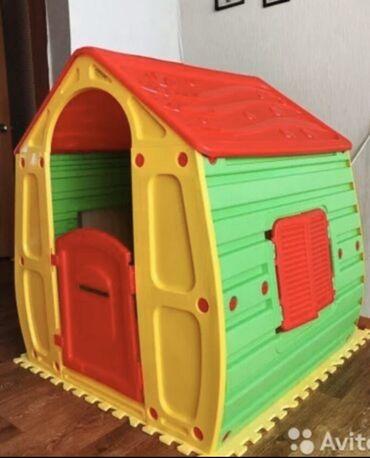 Другие товары для детей в Каинды: ДомикПреимущества- Дом собирается легко и быстро.- Ставни и двери
