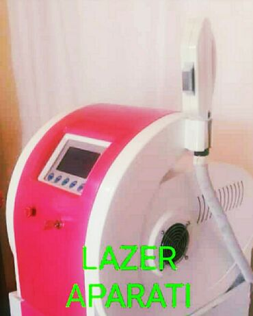 kisi salon - Azərbaycan: Tecili lazer Epilyasya Aparati satilir. Super veziyyetde hec 1problemi