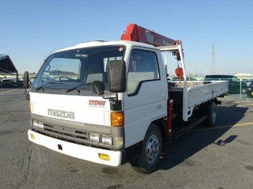 Услуга манипулятора от 3 до 12 тонн в Бишкек