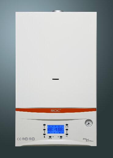 Газовые котлы в рассрочку - Кыргызстан: Настенный газовый котел ROC-16Мощность 15 кВт;Площадь отопления 150