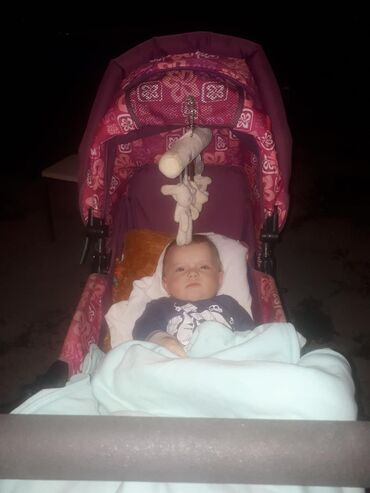 Коляски в Беловодское: Продается детская коляска Барс в хорошем состоянии