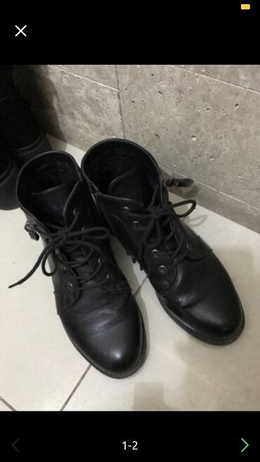 Деми ботинки 39 размер, обмен