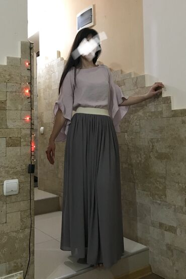 Блузочка, пыльная роза, женственная 400 сом