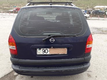 kondsaner - Azərbaycan: Opel 2001