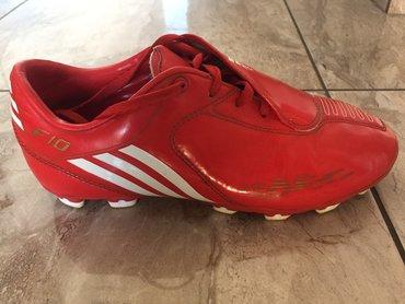 Kopačke | Srbija: Adidas kopacke kao nove br37 1/3