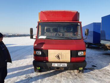 mercedes benz 814 в Кыргызстан: Mercedes-Benz 714D