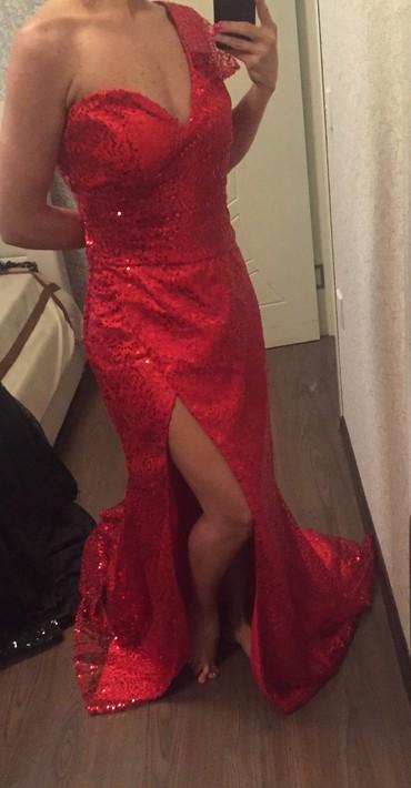 атласные платья в Азербайджан: Платье Вечернее A-Dress M