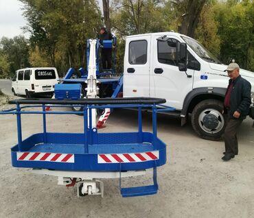 ���������� ������������������ �������� �� �������������� в Кыргызстан: Муниципальное предприятие оказывает Услуги автовышки. Обрезка деревьев
