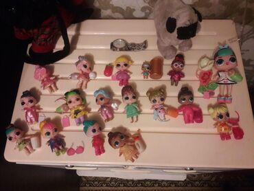 Игрушки - Лебединовка: Кукла Лол все игрушки оригинальные, привозные с ОАЭ