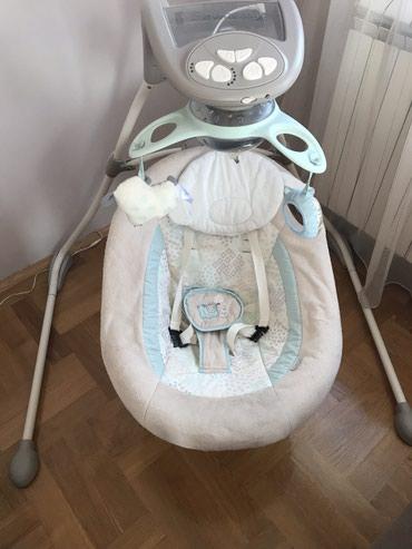 Ljuljaska za bebe, vrlo malo koriscena, kao nova - Belgrade