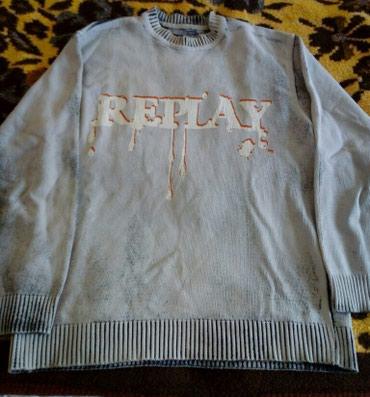 Džemper za muskarce vel. XL - Crvenka