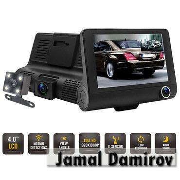 Videoqeydiyyatçı N800 3-kameralı. в Bakı
