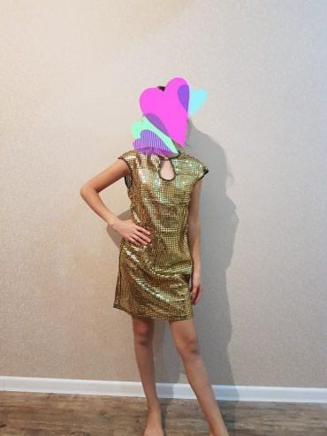 Платье новое для девочки,хорошо будет в Бишкек