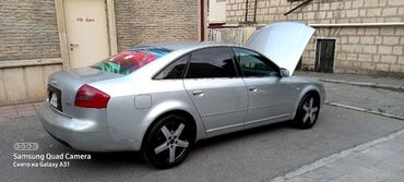 Audi - Azərbaycan: Audi A6 2.7 l. 2000 | 466785 km