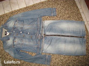 "Personalni proizvodi   Zrenjanin: J""s exte italy komplet jakna i suknja poznatog modnog brenda iz"