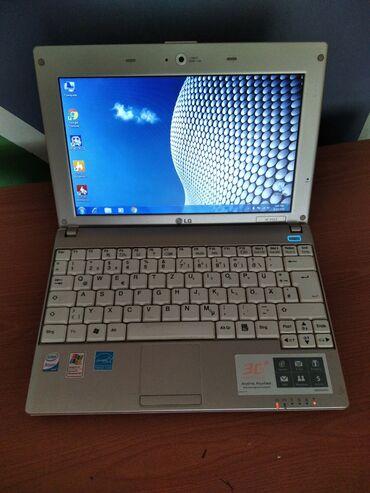 Tasne - Srbija: LG X110. Processor Intel Atom N270.Ram 1gb.Hard 160gb.Displey