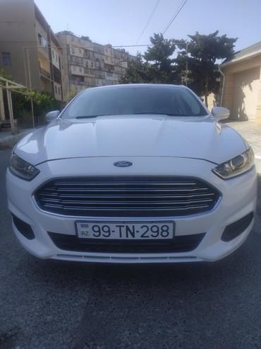 Bakı şəhərində Ford Fusion 2014