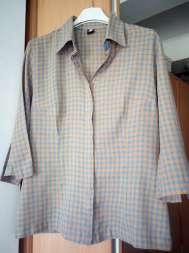 Košulje i bluze | Cacak: Lepa košulja, rukavi tričetvrt.Veličina L, marka Legend