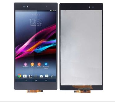 Sony Z Ultra Ekranı