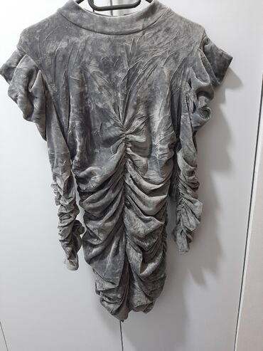 Prelepa nova plisana haljina! Uni velicina, moze do L