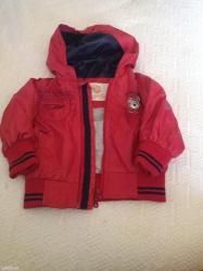 Bakı şəhərində Продается детская курточка до 1 года. Не новая