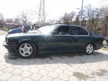 BMW - Зеленый - Бишкек: BMW 525 2.5 л. 1994 | 280000 км