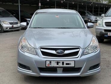 Subaru Legacy 2.5 л. 2011