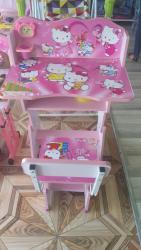 uşaq masaları - Azərbaycan: Usaq üçün masa dəsdi çatdirilma var anbardan satiş