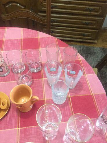 Rakija - Srbija: Sve čaše i šolje sa slike-pivske čaše, čaše za vino, sik, pivo, kafu