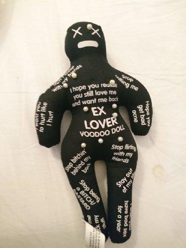 Lutka za izlaganje - Srbija: VOODOO lutka VOODOO lutka, kao poklon, igračka ili za nešto drugo