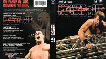WWE NO WAY OUT 2005