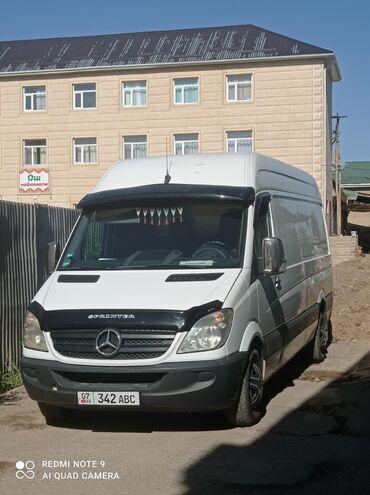 двухскат спринтер в бишкеке in Кыргызстан | MERCEDES-BENZ: Mercedes-Benz Sprinter 2.2 л. 2007 | 290200 км