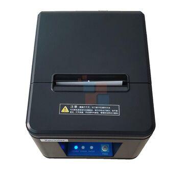 продам-принтер-бу в Кыргызстан: Термопринтер для чека xprinter q160l новый. Гарантия. Сервис. Данный