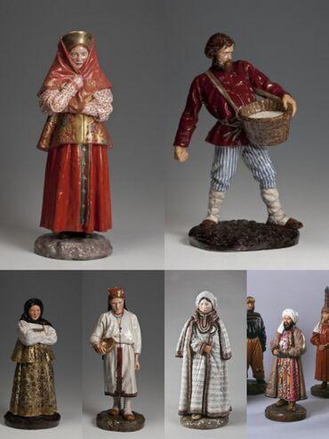 Куплю советские фарфоровые статуэтки для коллекции