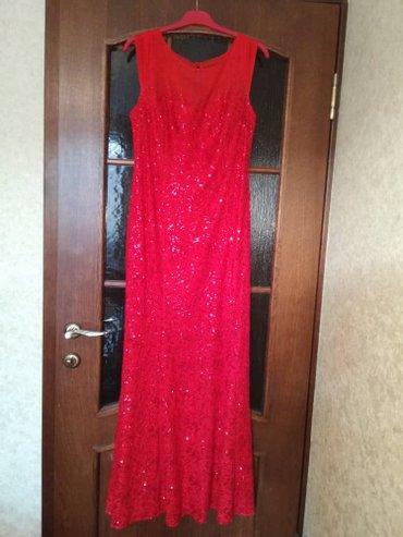Продаю платье 48 размер, одевалось 1 раз,торг уместен, турецкое в Бишкек