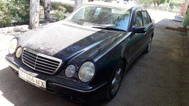 mercedes-benz-slk-32-amg в Кыргызстан: Mercedes-Benz E 430 4.3 л. 2002