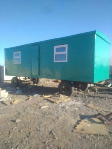 Продаётся дом вагон в Балыкчи