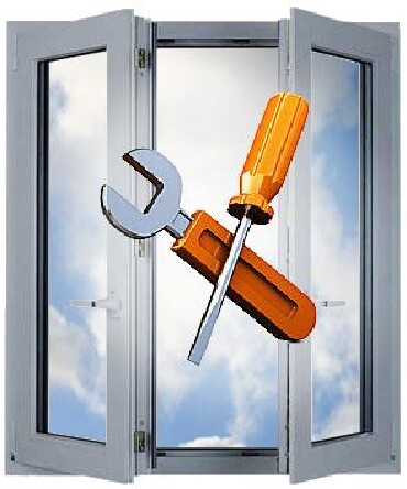 Ремонт и реставрация пластиковых окон и дверей