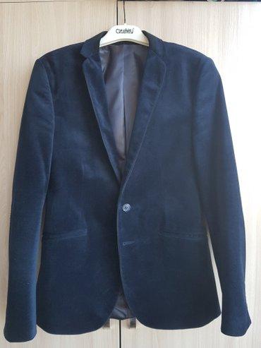 Очень стильный бархатный пиджак. в Бишкек