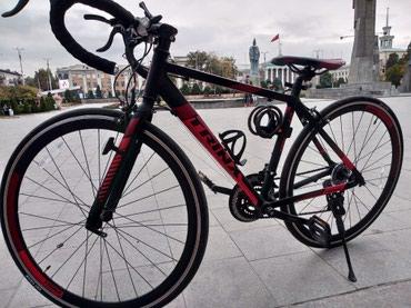 Велосипед шоссейник TRINX Tempo 1.0 в Бишкек