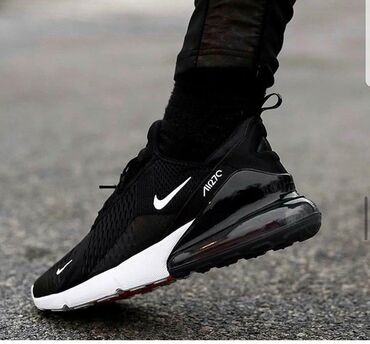 Nike air max 270 blackРазмер:37 (последний)Очень удобные и практичные