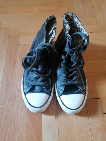 Ženska patike i atletske cipele | Smederevo: Ženske patike eko koža vel. 37unutrašnje gazište 23 cm