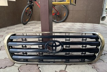 Транспорт - Баетов: Продается решетка на лэнд крузер 200. Цена- 2800
