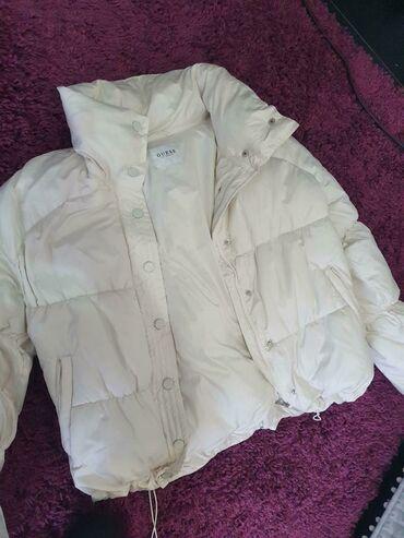 Moto jakna akito - Srbija: Guess jakna, M vel