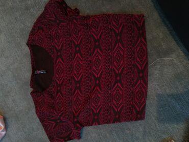 Majice na veliko - Srbija: Kraca majica, jednom nosena.ima malo elastina, Velicina s. Saljem post