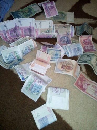 Stari novac,papirni i kovani. Imam puno stranog novca. Cena u - Beograd