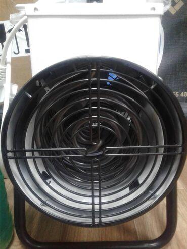 Электрокалориферы СФО-Келет предназначены для обогрева строительных